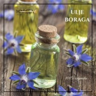 ULJE BORAGO 20ML COLD PRESS