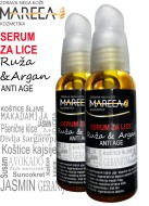 SERUM ARGAN & RUŽA 50ml
