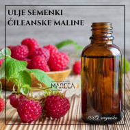 ULJE SEMENKI ČILEANSKE MALINE 10ML, COLD PRESS