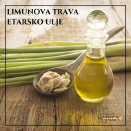 ETARSKO ULJE LIMUNOVA TRAVA 10ML