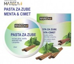 Pasta za zube Menta - Cimet 75ml