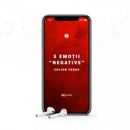 """Curs Audio 5 Emoții """"Negative"""""""