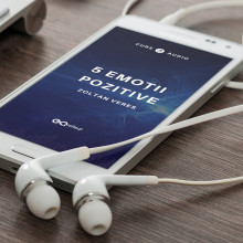 Curs audio 5 Emoții Pozitive