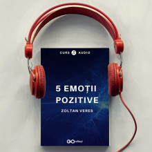 Curs audio 5 Emoții Pozitive