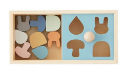 OYOY Wooden Puzzle Box - Nature