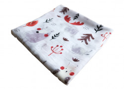 LuvlyBaby - Muselina Forest 120cm