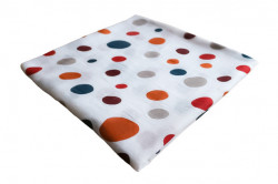 LuvlyBaby - Muselina Dots 120cm