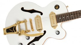 Imagens Epiphone Wildkat Royale PW Pearl White