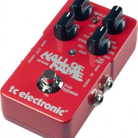 Imagens TC Electronics Hall od Fame Reverb