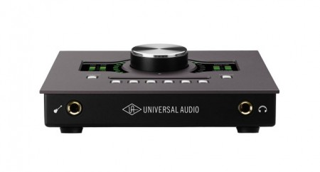 Imagens Universal Audio Apollo Twin MKII Duo Core