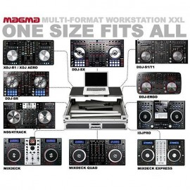Imagens Magma Multi-Format Workstation XXL