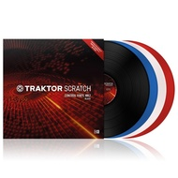 Native Instruments Vinyl Timecode p/ Traktor