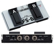 BOSS Boss FS-6 Dual Foot Switch