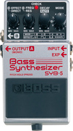 BOSS Boss SYB-5 Bass Synthesizer