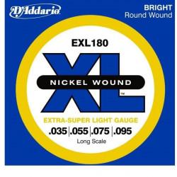 DAddario EXL-180
