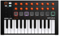 Arturia Minilab MKII Orange Edition