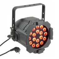 Cameo Studio PAR 64 Can (18 Leds 3 watts)