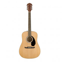 Fender FA-125 Walnut Natural
