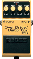 BOSS Boss OS-2 Overdrive/Distortion