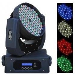 CVA Electrónica Moving Head LED Wash 3W 108
