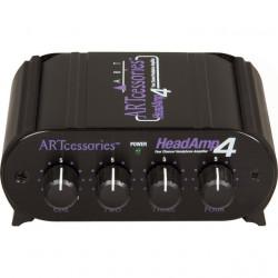ART Pro Audio Head AMP 4