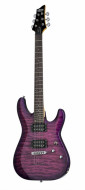 Schecter C-6 Plus Electric Magenta