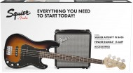 Fender Pack de baixo Precision + amp Rumble 15
