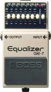 BOSS Boss GE-7 Equalizer