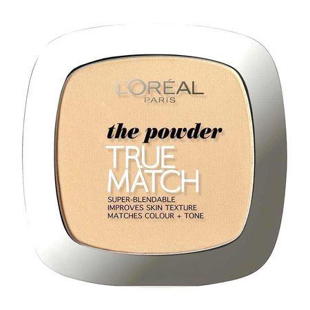 Pudra compacta Loreal True Match 1R/1C Rose Ivory