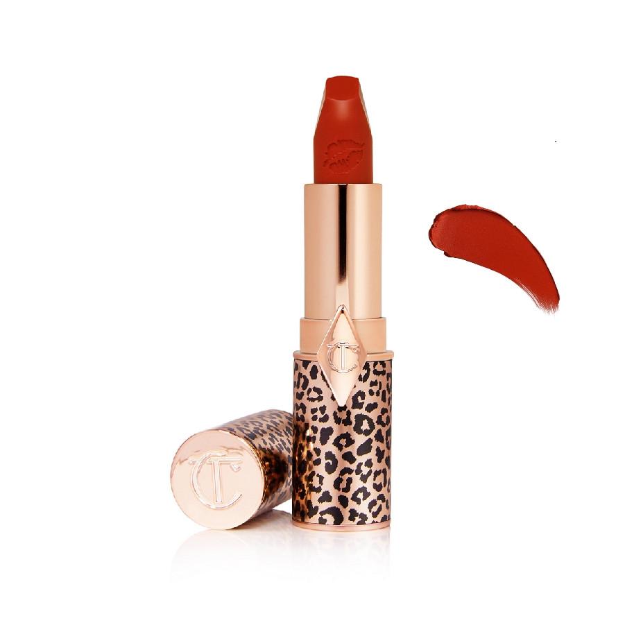 Ruj de buze Charlotte Tilbury Hot Lips Nuanta Red Hot Susan