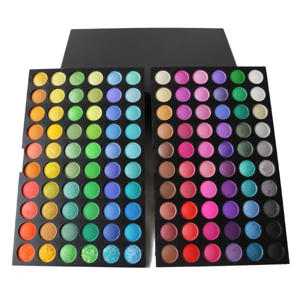 Trusa fard 120 culori farduri Fraulein 01 imagine produs