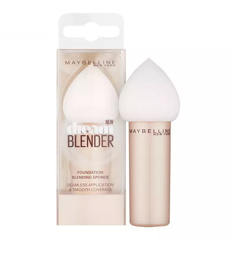 Burete aplicare fond de ten Maybelline Dream Blender Foundation Blending Sponge imagine produs