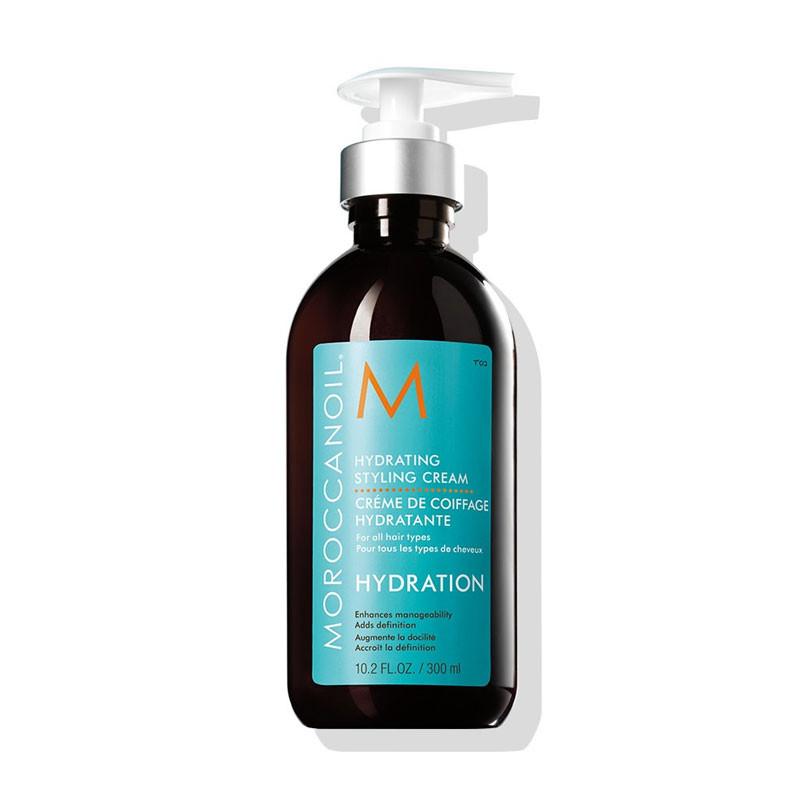 Imagine 119.99 lei - Crema de par modelatoare Moroccanoil Hydrating, toate tipurile