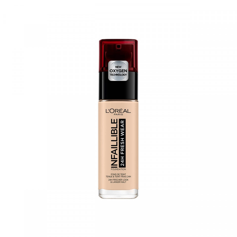 Fond de ten rezistent LOREAL Infaillible 24H Fresh Wear 20 Ivory
