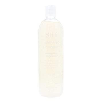 Gel de dus Om She Aromatherapy White Tea & Bergamot Body Wash, 500 ml