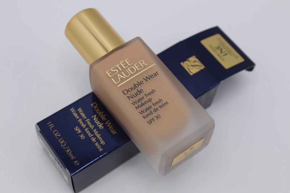 Fond de ten Estee Lauder Double Wear Nude Water Fresh Nuanta 3N1 Ivory Beige