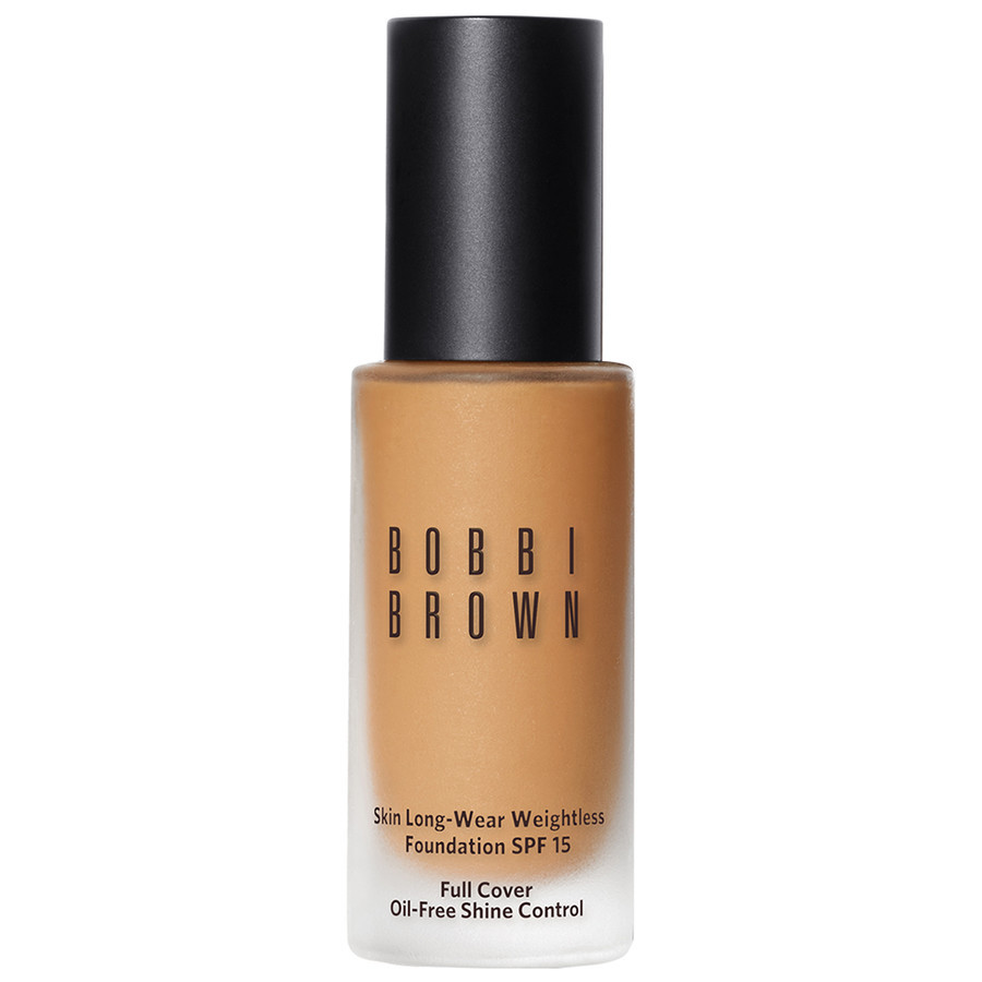 Fond de ten rezistent Bobbi Brown Skin Long Wear Full Cover 4.5 Warm Natural