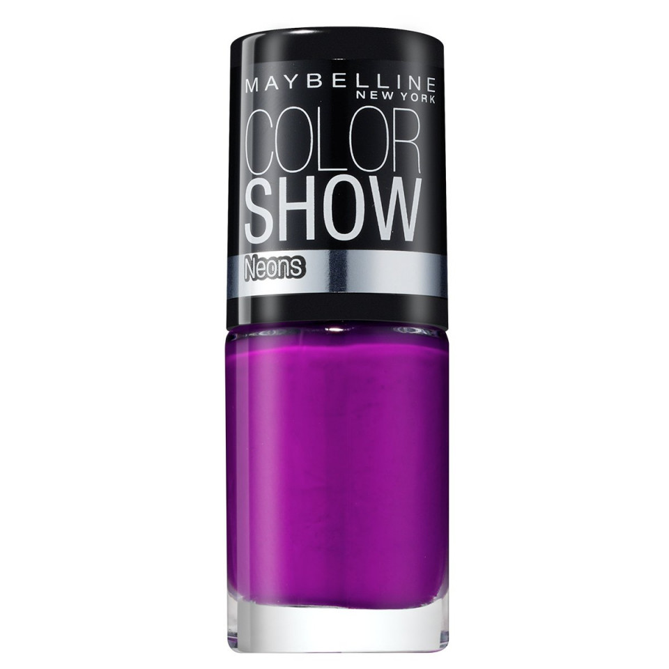 Lac de unghii Maybelline Color Show Colorama Neon 186 Fuchsia Fever imagine produs