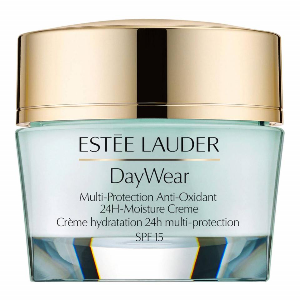 Crema de fata Estee Lauder DayWear Multi Protection Anti Oxidant, Ten Uscat, 50 ml imagine produs