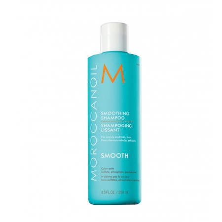 Sampon regenerator Moroccanoil Smooth, pentru par indisciplinat, 250 ml