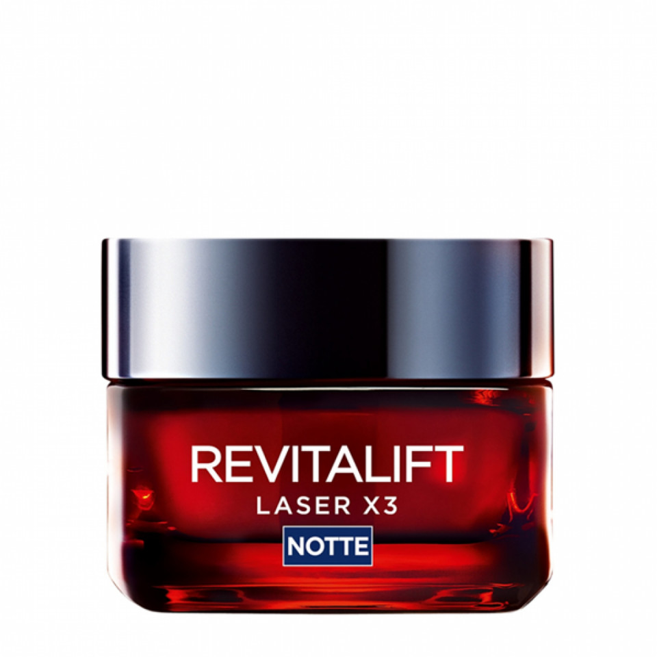 Crema antirid de noapte Loreal Revitalift Laser X3, 50 ml