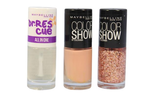 Set 3 Lac de unghii Maybelline Color Show Colorama 02 imagine produs
