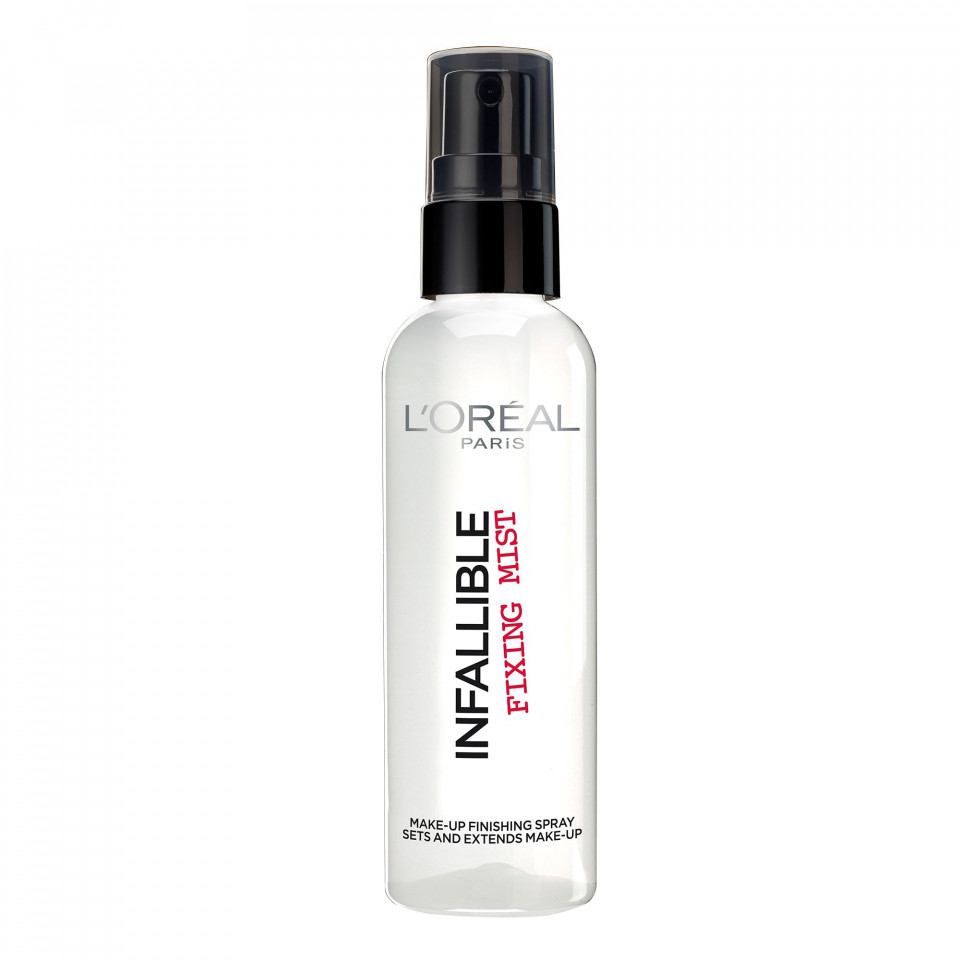 Spray fixare machiaj Loreal Infallible Fixing Mist Finishing Spray