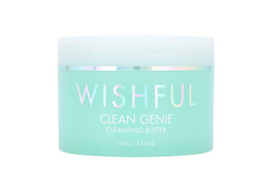 Unt de curatare pentru fata Wishful by HUDA Clean Genie Cleansing Butter imagine produs