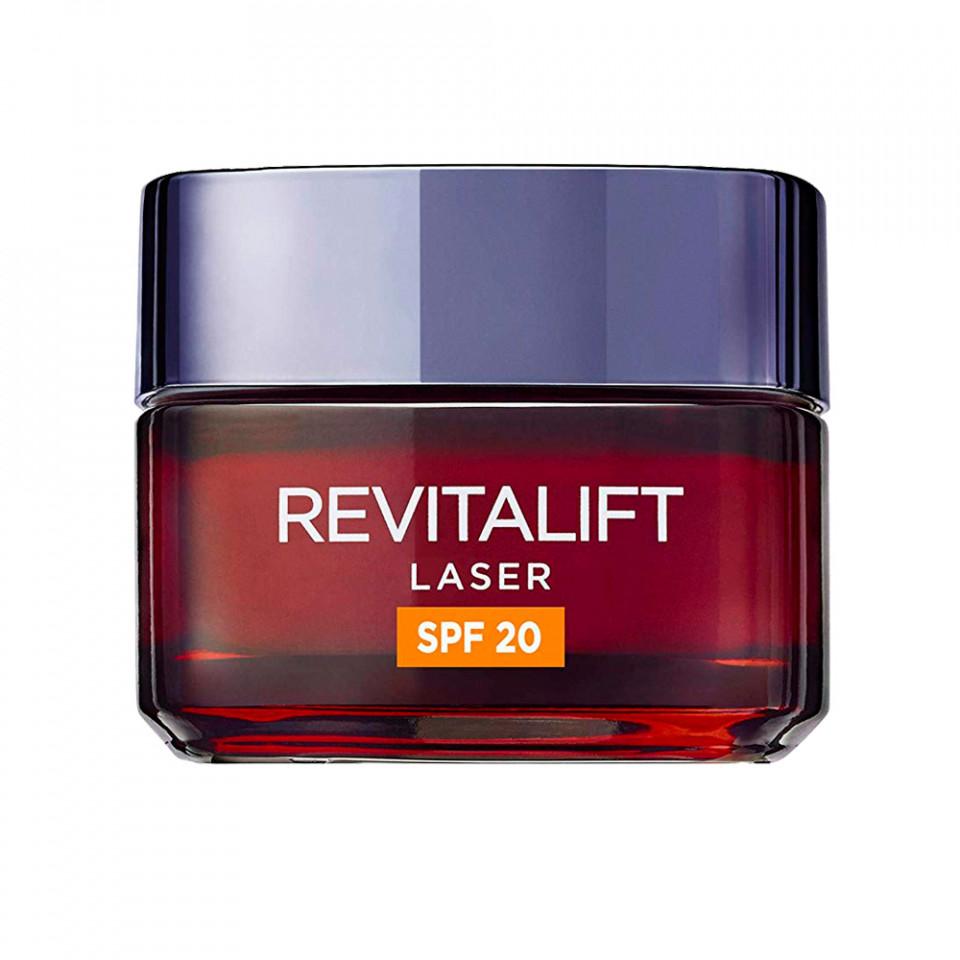 Crema antirid de zi Loreal Revitalift Laser X3 , SPF 20, 50 ml