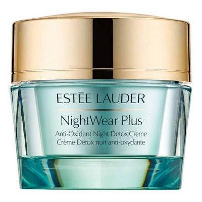 Crema de noapte Estee Lauder NightWear Plus Anti Oxidant Night Detox, 50 ml imagine produs