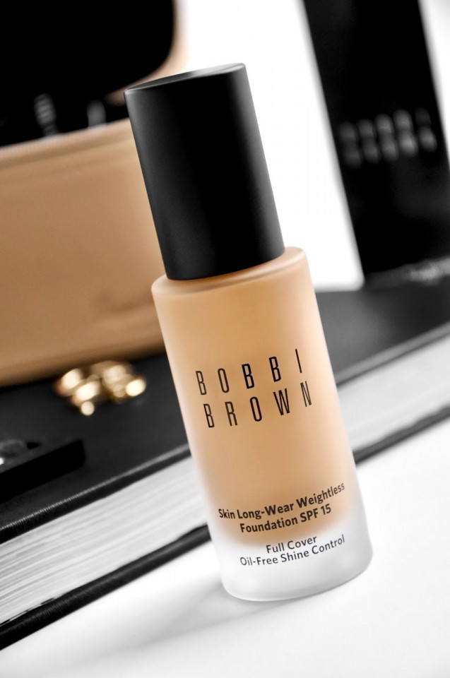 Fond de ten Bobbi Brown Skin Long-Wear Full Cover Oil Free, Beige