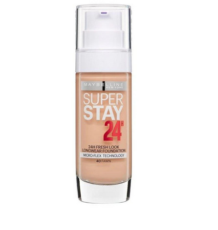 Fond de ten rezistent Maybelline Superstay 24 H, 40 Fawn imagine produs