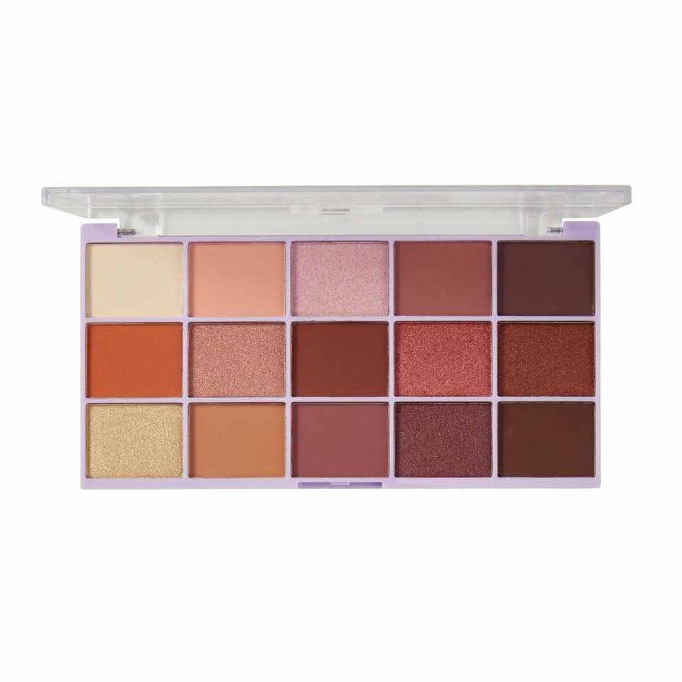 Paleta farduri de pleoape Sunkissed Golden Raspberries Eyeshadow Palette imagine produs