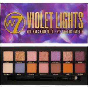 Paleta farduri de pleoape W7 Violet Lights , 14 culori imagine produs